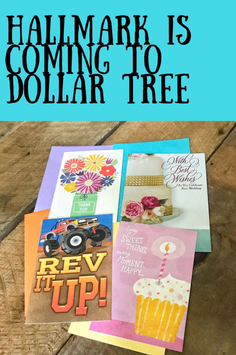 Hallmark Is Coming To Dollar Tree The Southern Magnolia
